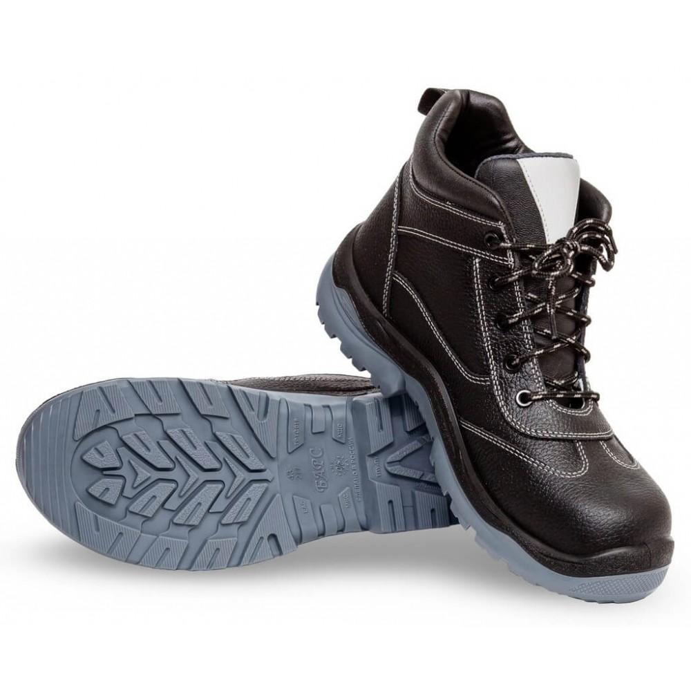 Ботинки кожаные А-5