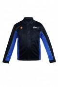 Куртка фирменная синяя